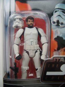 George Lucas als Sturmtruppen Figur