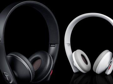 AIRY Kopfhörer vor schwarzem Hintergrund