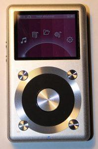 FLAC-Player FiiO X3