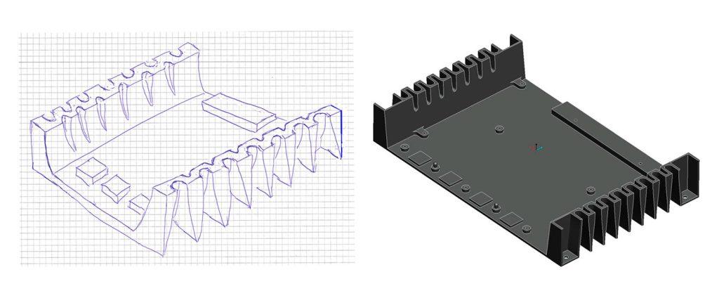 Teufel-AmpStation-techn-Zeichnung