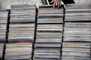 Beliebter denn je: die Suche nach alten Platten
