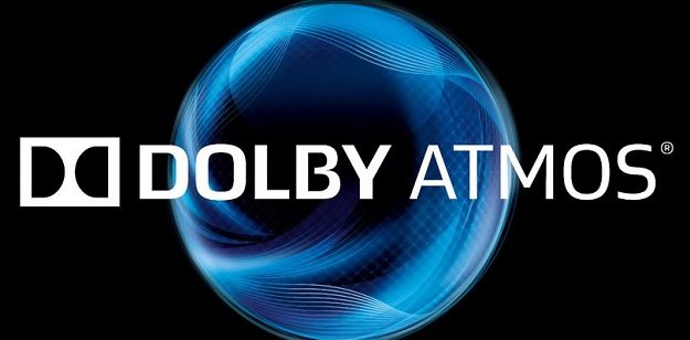 Offizielles Dolby Atmos Logo