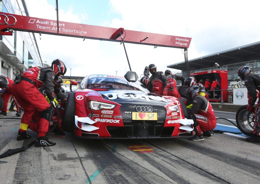 Teufel Audi RS 5 DTM #17 (Audi Sport Team Abt Sportsline), Miguel Molina