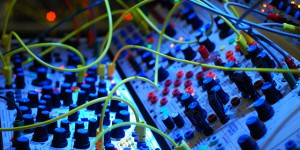 Anlaoge Synthesizer-Technik