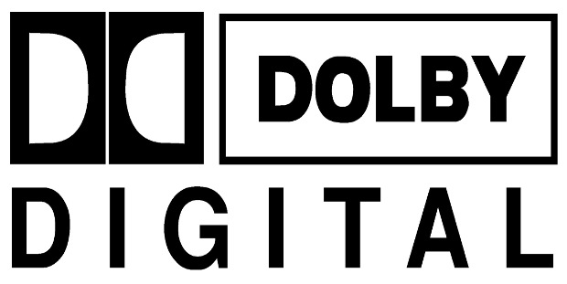 Offizielles Logo Dolby-Digital