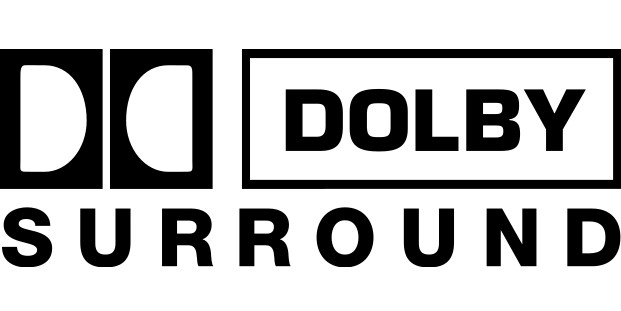 Offizielles Logo Dolby Surround