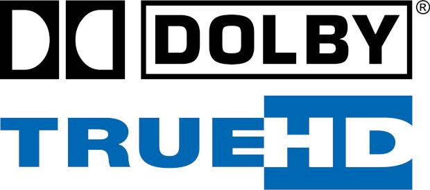 Das offizielle Logo von Dolby True HD