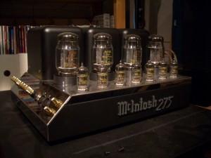 McIntosh Stereo Amp