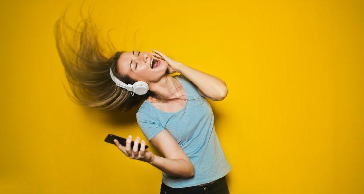 Mehr Spaß auf Kopfhörerparty