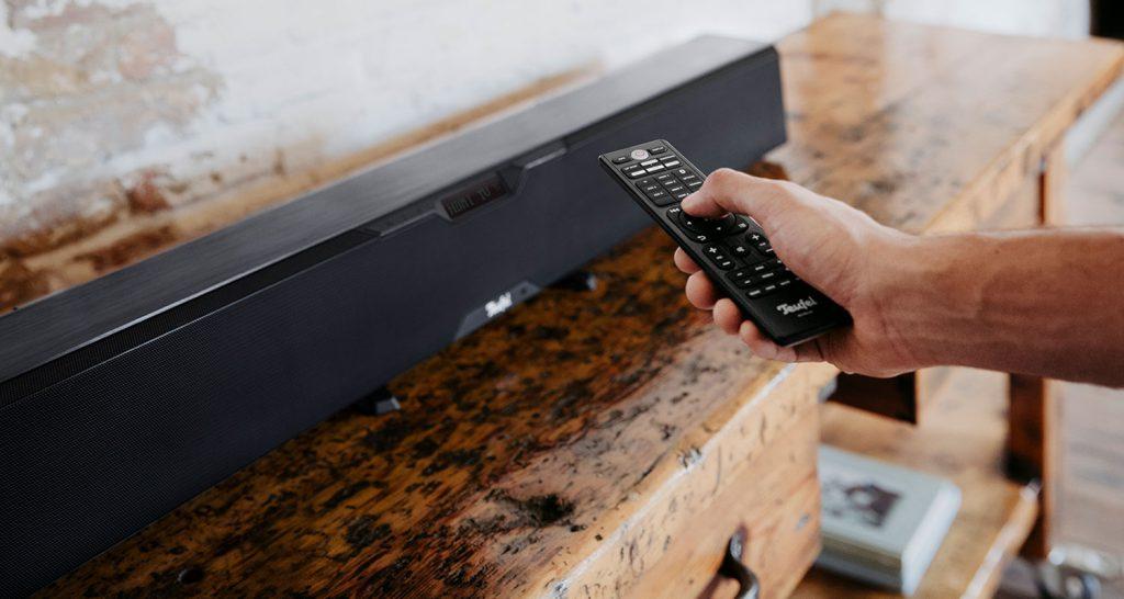 Soundbar anschließen per HDMI, Toslink, Koaxial oder WLAN