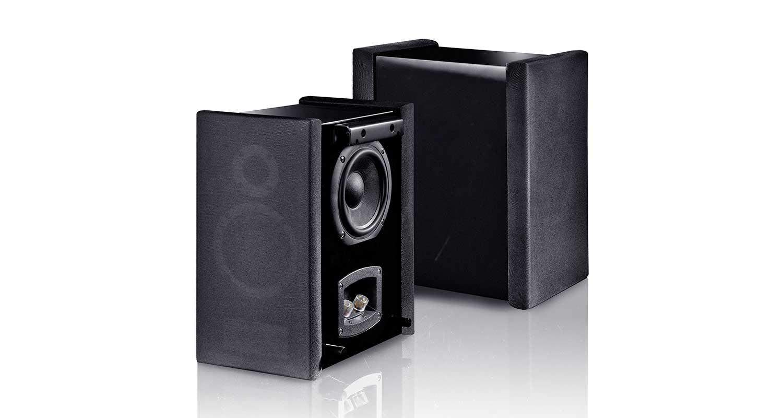rear lautsprecher nicht nur vorne spielt die musik. Black Bedroom Furniture Sets. Home Design Ideas