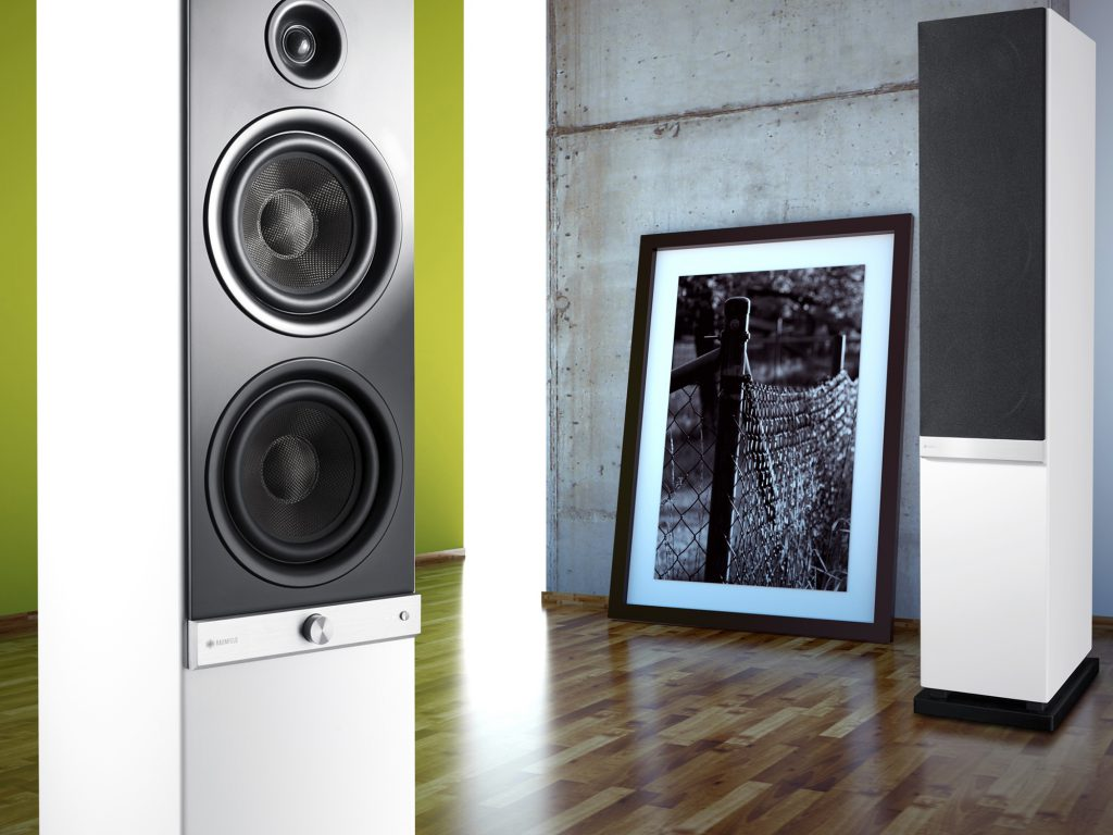 WLAN kabellose Lautsprecher Raumfeld Stereo L