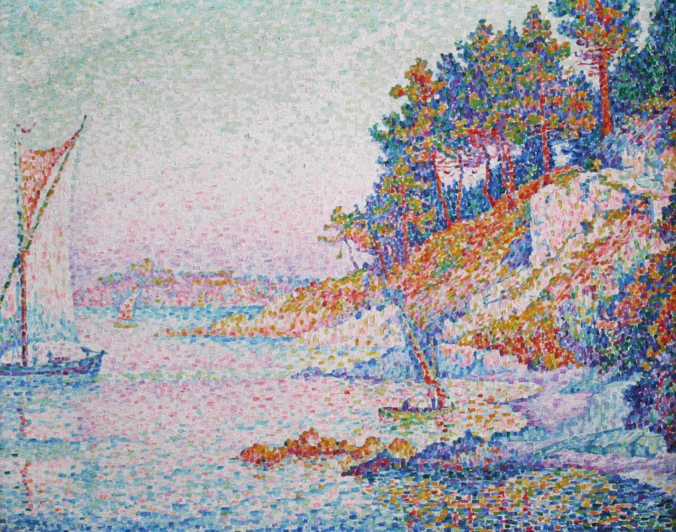 Paul Signac [Public domain], via Wikimedia Commons