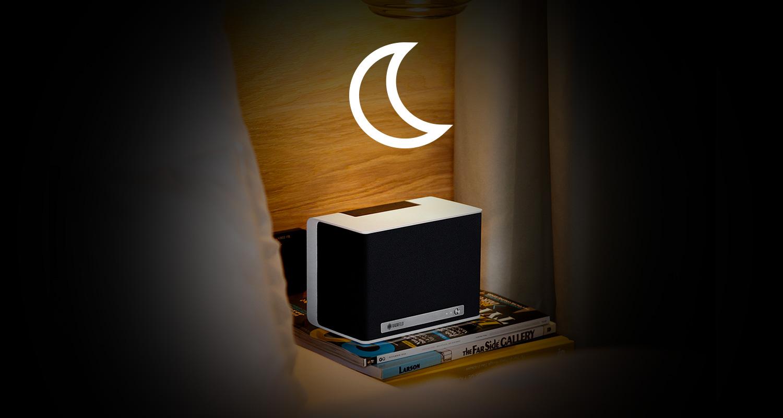 What is the Raumfeld sleep timer