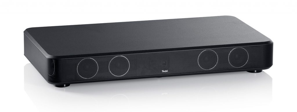 Teufel Cinebase Sounddeck