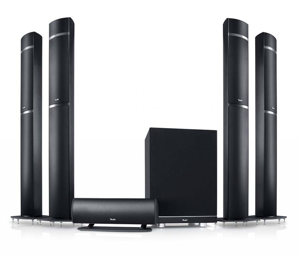 The Teufel LT 5 Dolby Atmos