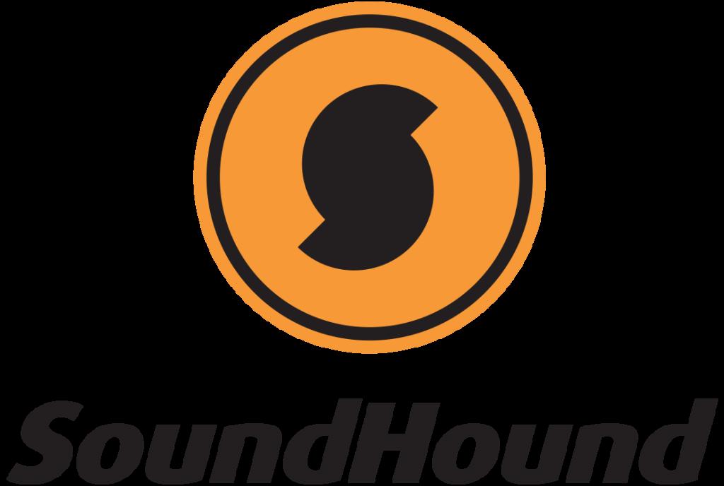 Logo der Musikerekkenungs-App SoundHound