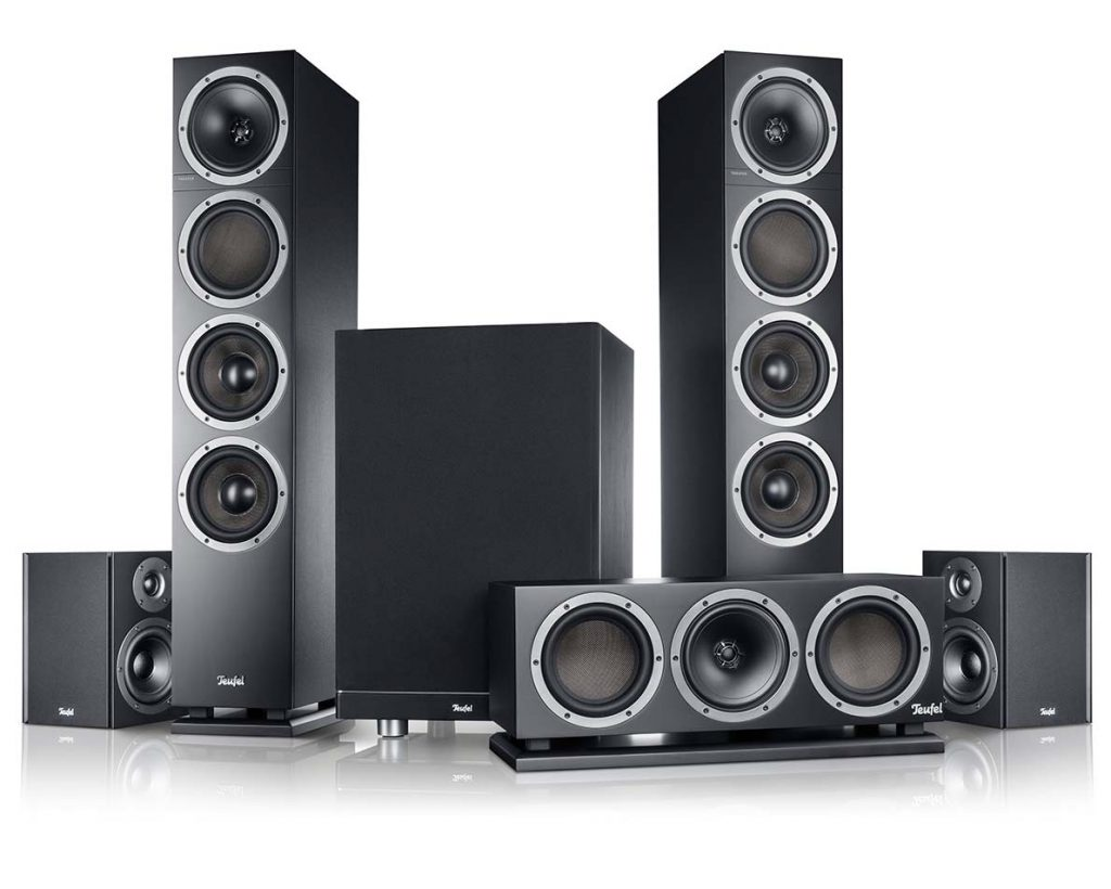 how to use 7.1 surround sound