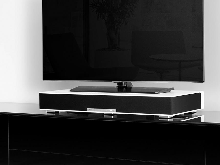 Sounddeck Streaming unter Fernseher
