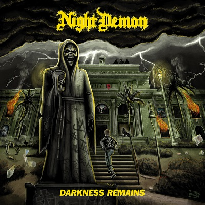 Night Demon-Darkness-Remains