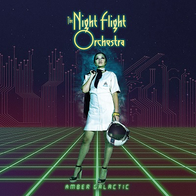 The Nightflight Orchestra - Amber Galactic