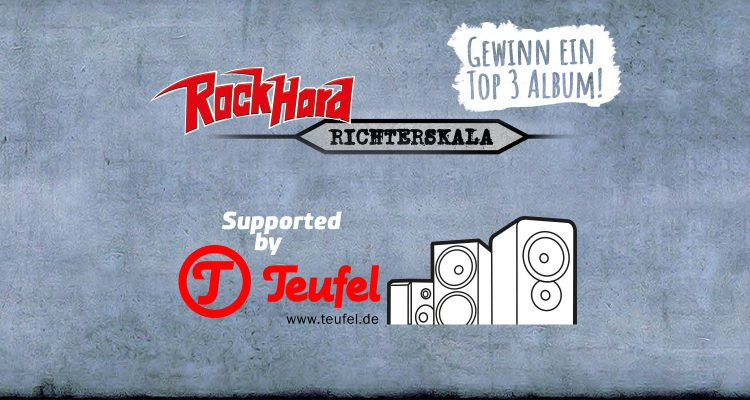 ROCK HARD RICHTERSKALA