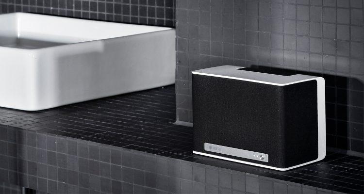 Lautsprecher für das Badezimmer