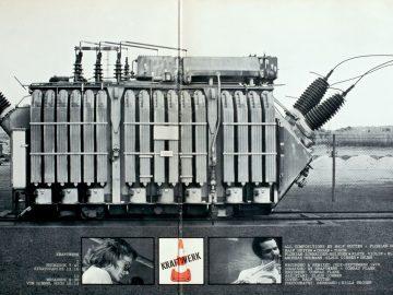 Kraftwerk album art