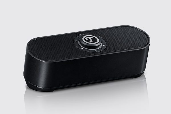 Bamster Pro - Portable Lautsprecher mit Bluetooth