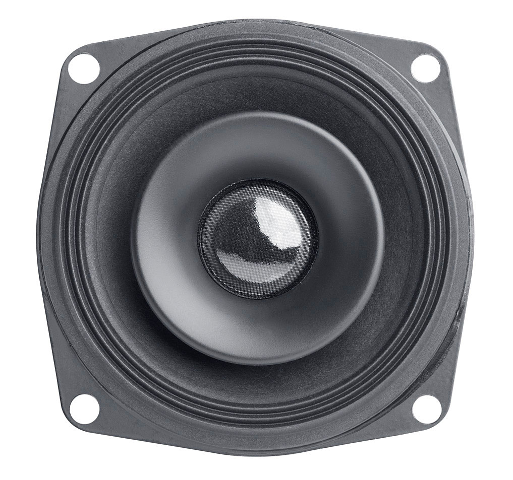 Coaxial driver from the Teufel Cubycon speaker