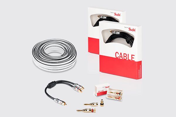 2.2 stereo kabel set performance