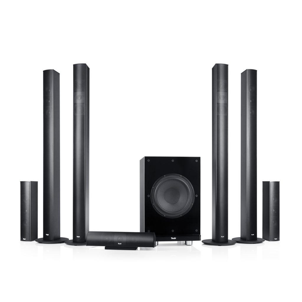 A Columa 300 Mk2 7.1 surround sound system