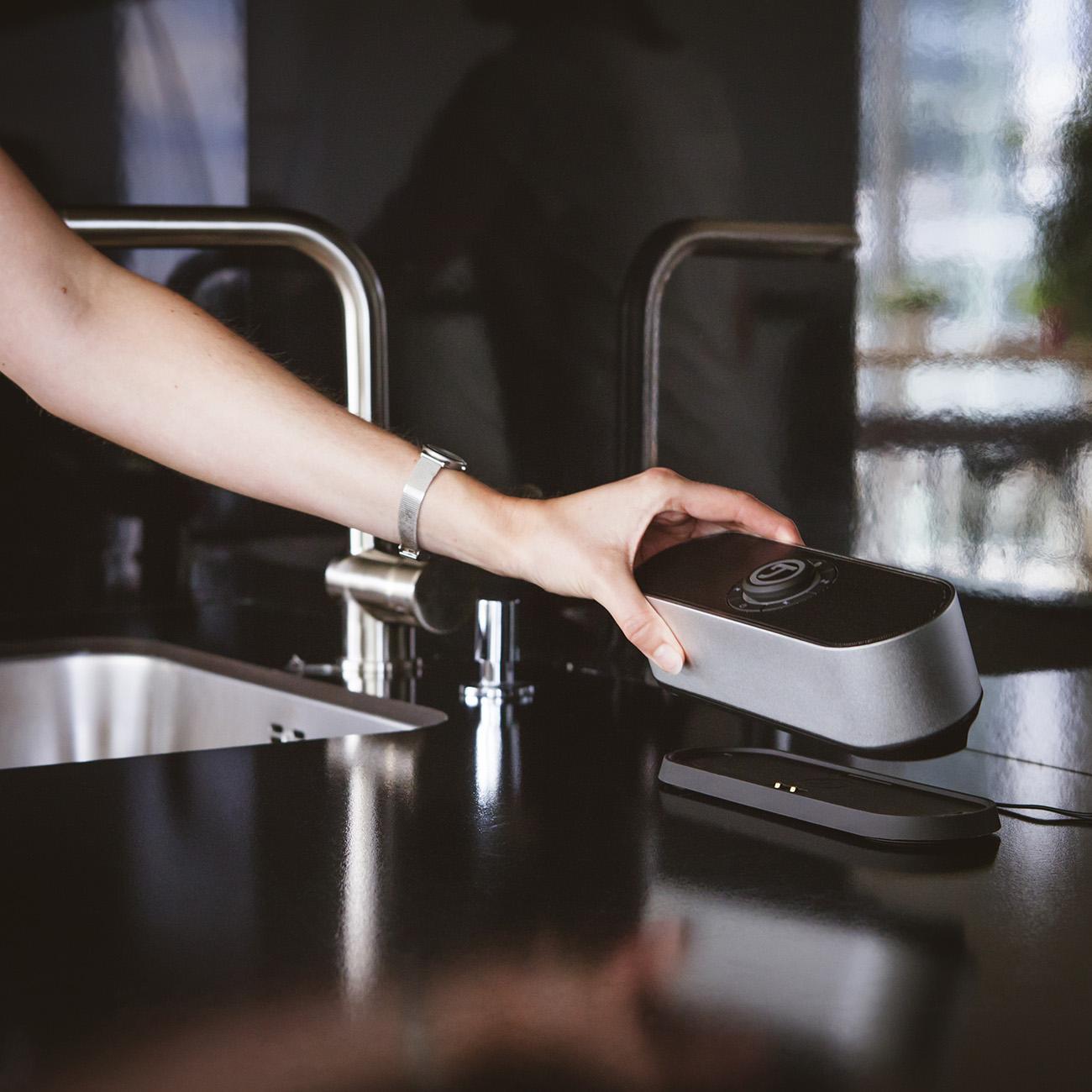 BAMSTER PRO Bluetooth speaker