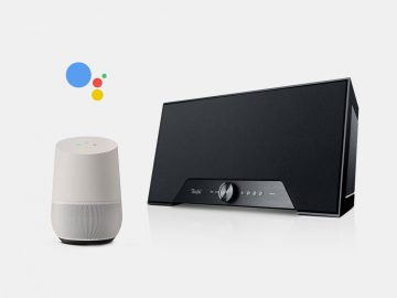 Google Home Teufel Streaming