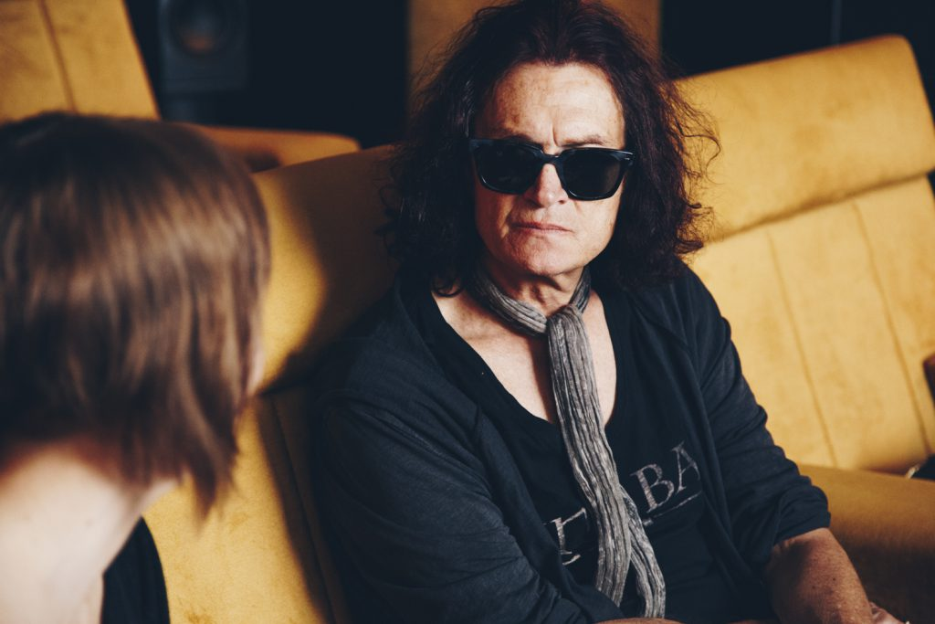 interview with Glenn Hughes