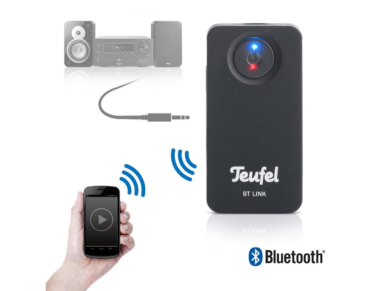 Teule BT LINK - Bluetooth an jedem Gerät