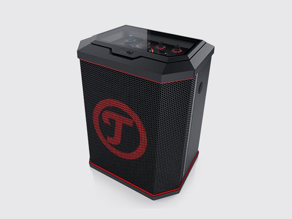 Portabler Bluetooth Lautsprecher Rockster Air