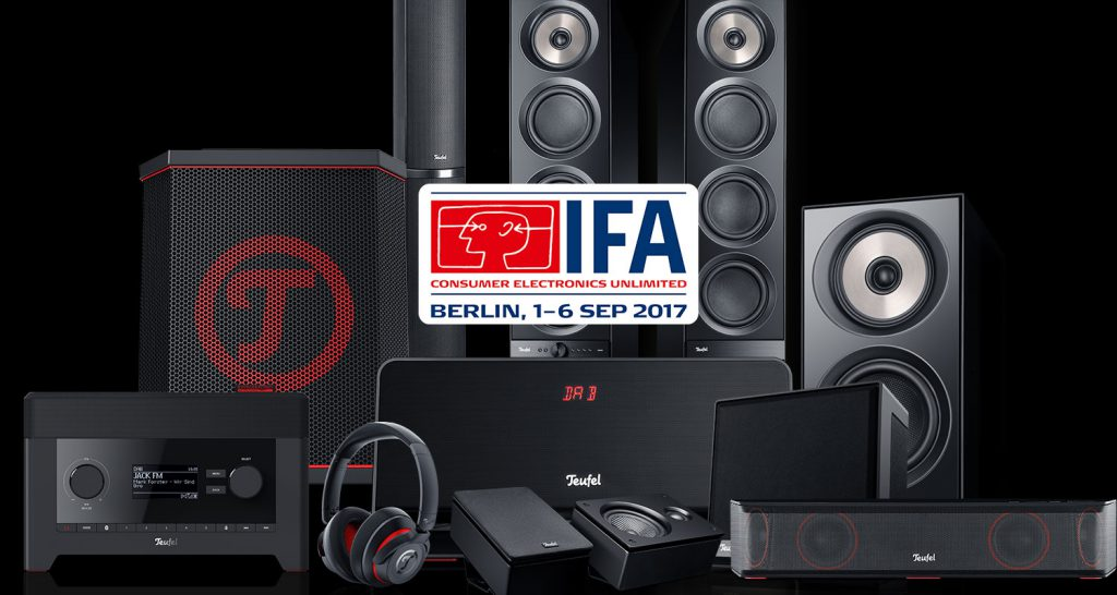die teufel ifa highlights 2017. Black Bedroom Furniture Sets. Home Design Ideas