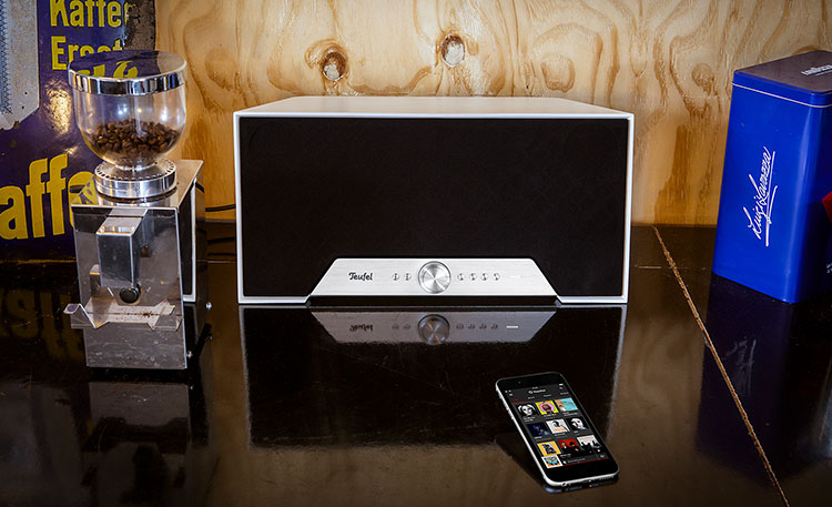Teufel One M streaming speaker