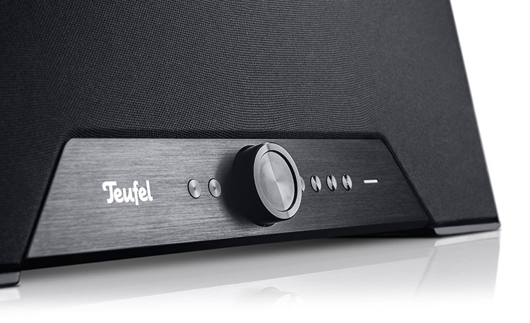 teufel logo streaming device