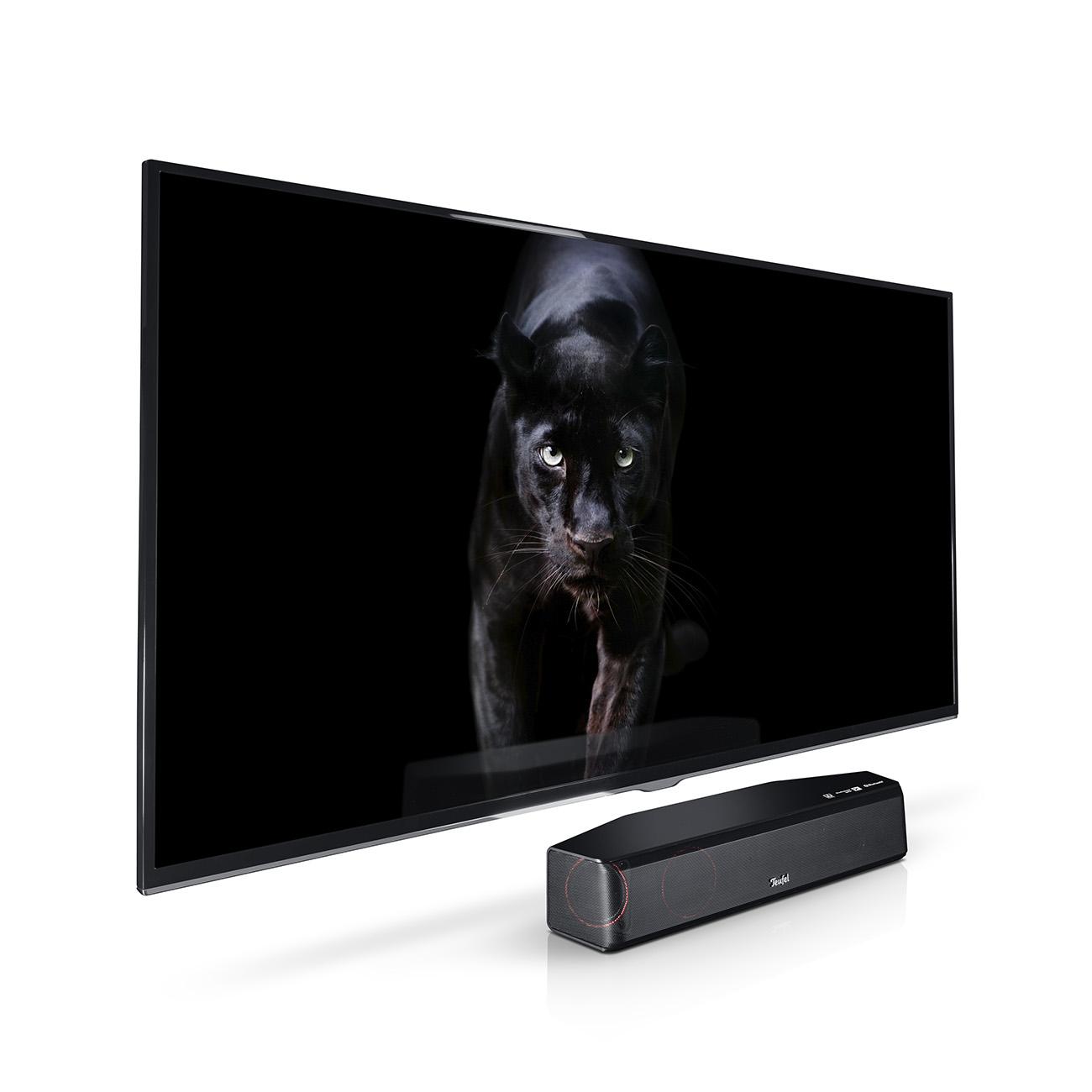 Betere sound bij series en films met de Cinebar One