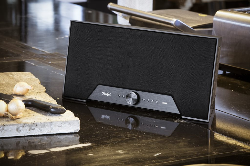 Teufel One M All-in-one-Soundsystem für WLAN- und Bluetooth-Streaming