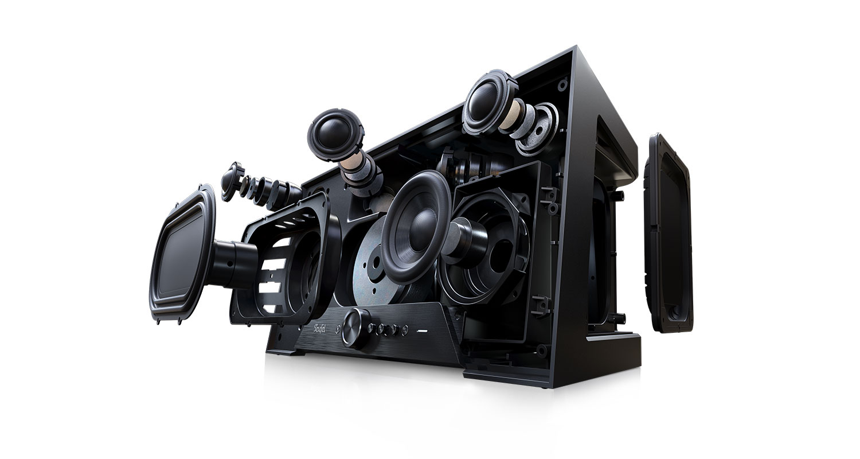 Teufel One M streaming speaker