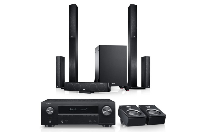 "LT 4 AVR für Dolby Atmos ""5.1.2 Set M"""