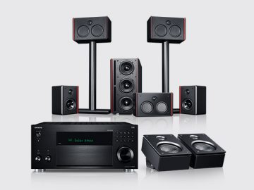 System 4 Dolby Atmos Bundle