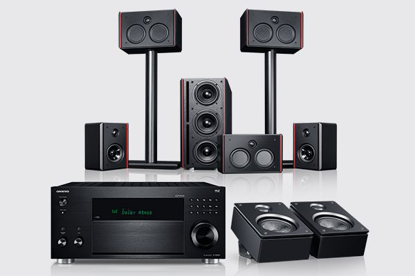 System 4 Dolby Atmos Bundle