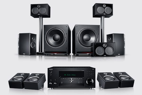 System 6 Dolby Atmos Bundle