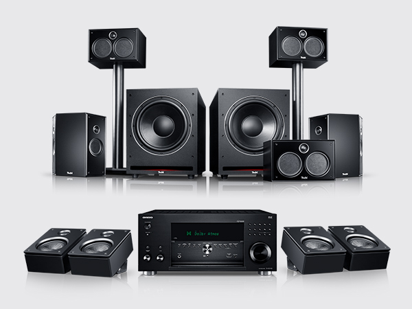 System 6 Dolby Atmos Bundle