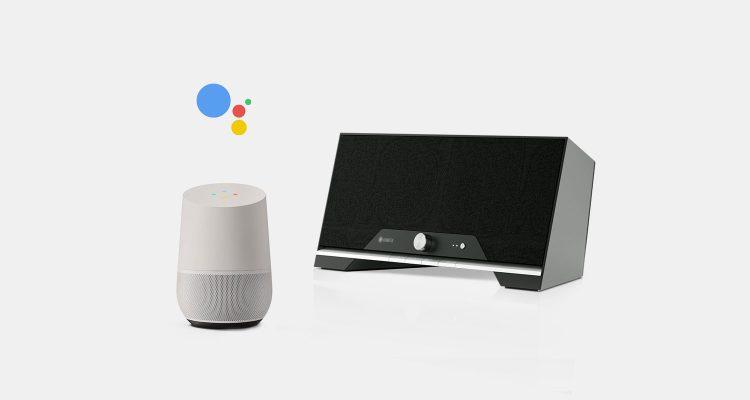 Google Home Raumfeld