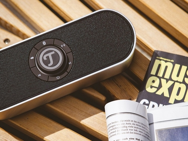Bluetooth-Lautsprecher Bamster Pro von Teufel